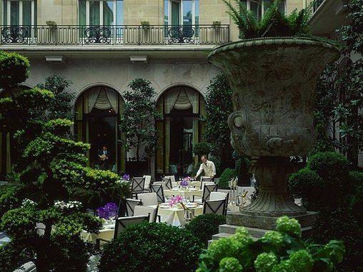Four Seasons Hotel George V Paris: France Resorts : Condé Nast Traveler