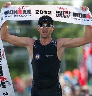 Ironman 2012 in Taupo New Zealand. Come join the new champion on 2 March 2013