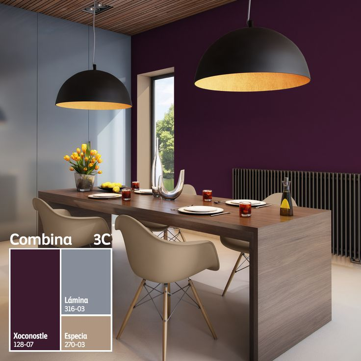 M s de 1000 ideas sobre interiores paletas de pintura en - Paleta colores bruguer ...