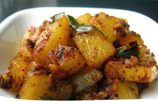 Potato curry - Famous Indian Recipes