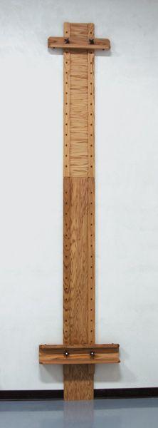 Wall Easel Single Mast Set