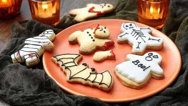 Halloween baking recipes