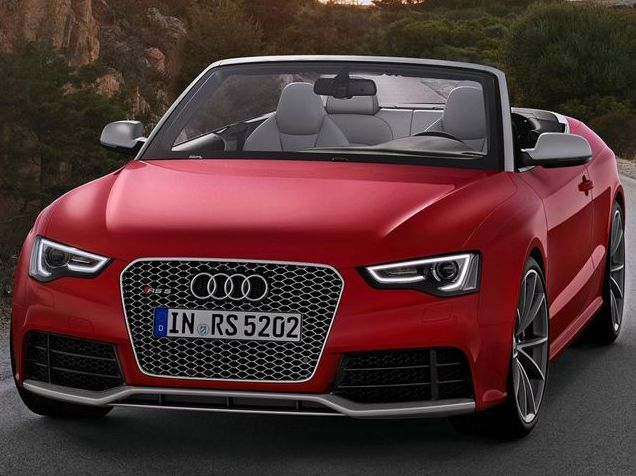 2016 Audi A5 Cabriolet The mishap Audi A5 was not endeavored by Euro NCAP, be that as it may, his sibling A4 car model, and the biggest five-star checked.