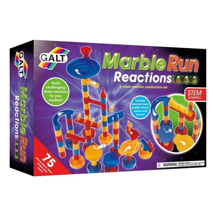 Galt Toys Marble Run Reactions in 2020 | Marble run, Galt ...