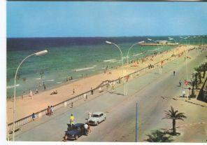 Unknown Postcard, Tunisia, Sousse, Promenade Boujaafar