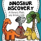 Dinosaur Discovery is packed with over 120 pages of dinosaur fun for the Kindergarten or 1st grade classroom! Lessons, activities, resources, printables, and ten hands-on Math and Literacy Centers--this unit has it all! $