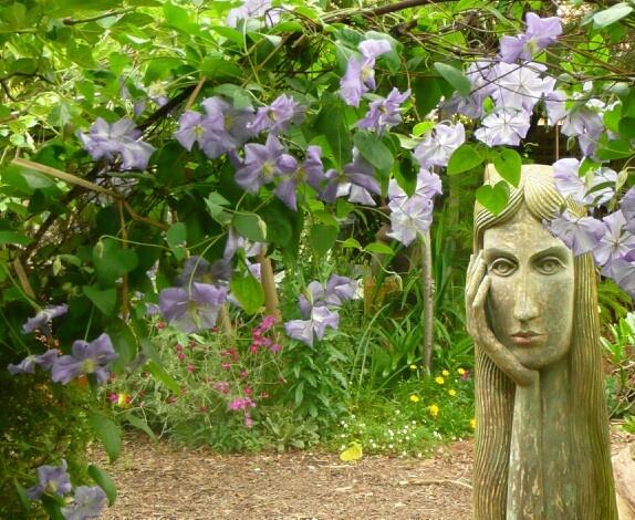 7 Best Images About Ingrid Klaus Sculpture Garden On Pinterest Ceramics Ponies And The O 39 Jays