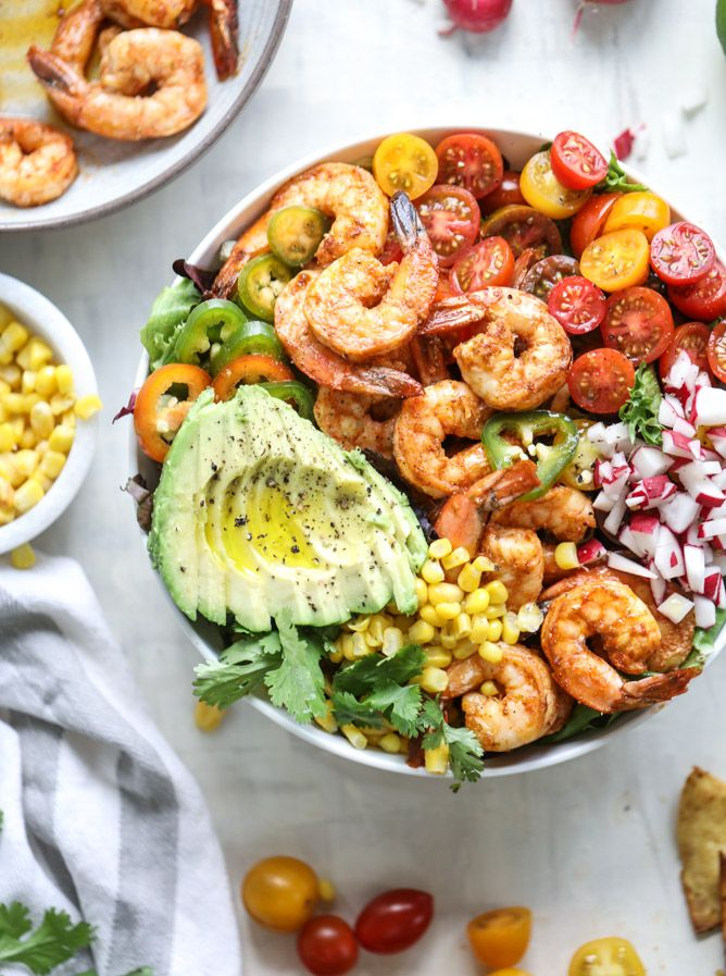 I am certainly not above adding tequila to my salads. Oddly enough, I actually… LIKEtequila. I like the taste! So let's add it to our salads to celebrate MONDAY. Even though I'm still cooking on an electric skillet, I want to alternate our dinners this week with some tex-mex AND derby ideas. And while super …