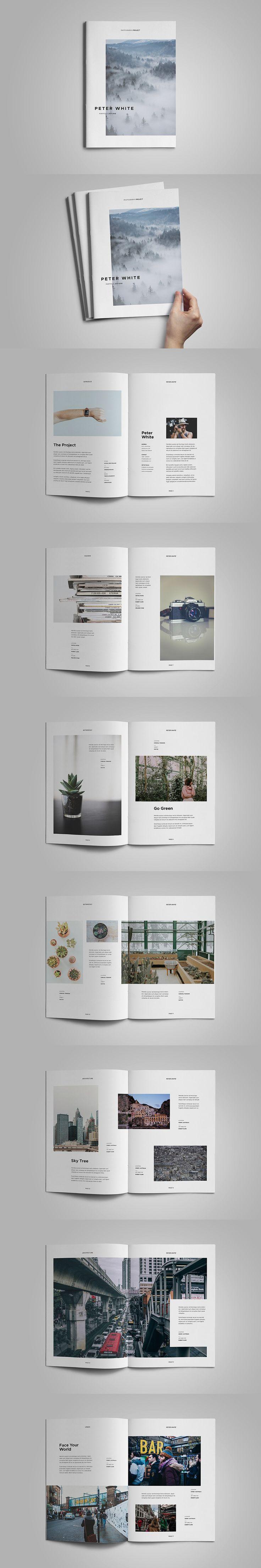 graphic design portfolio ideas pdf