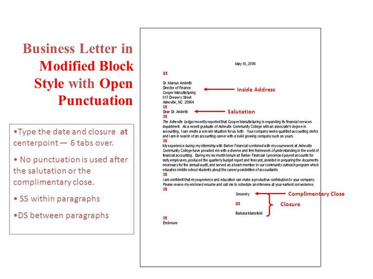 33 best Business Letters images on Pinterest English grammar - address change letter template