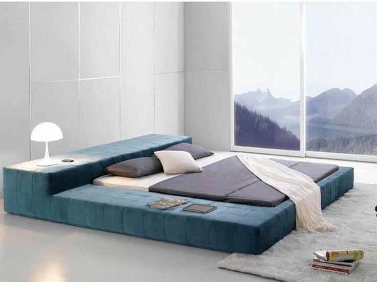 sunken bed - Low Bed Frames King