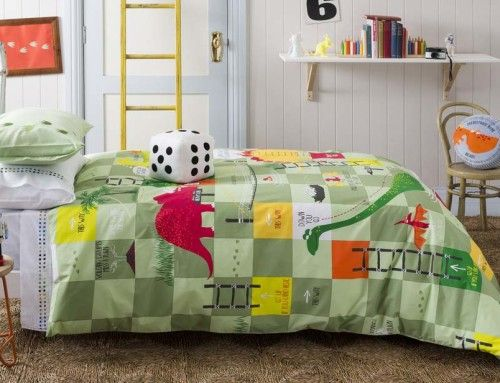 Do you own Boys Quilt Cover Sets for the bedroom of your boy