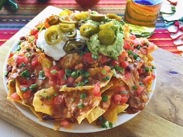 Top Secret Recipes | Margaritaville Volcano Nachos Copycat Recipe