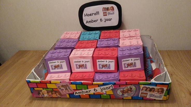 Traktatie Lego Friends