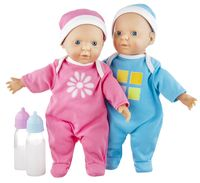 DreamLand pop Lieve tweeling - Vooraanzicht