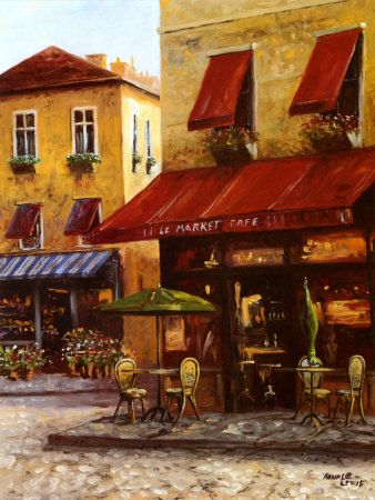 artsie cafe | cafe art cafe chairs and table iconic cookie jar parisian
