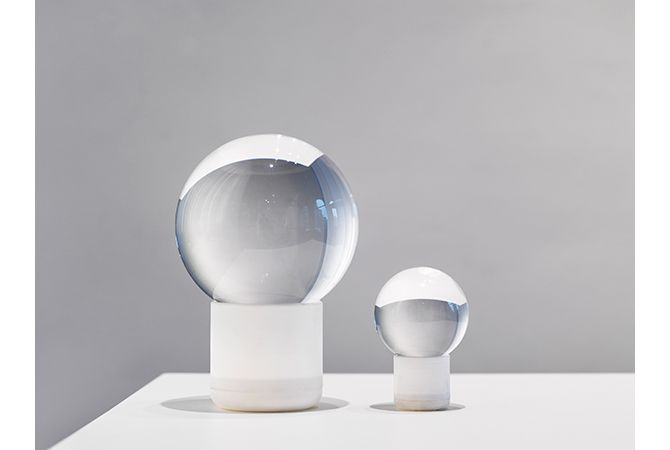 SPHERE LIGHT - Katja Pettersson