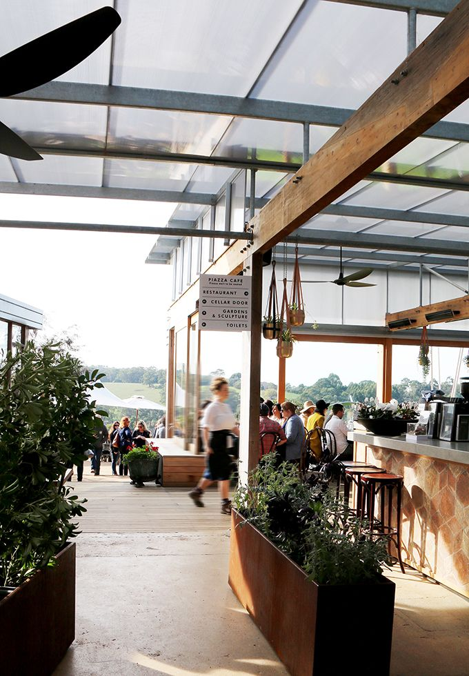 Montalto Piazza, Red Hill
