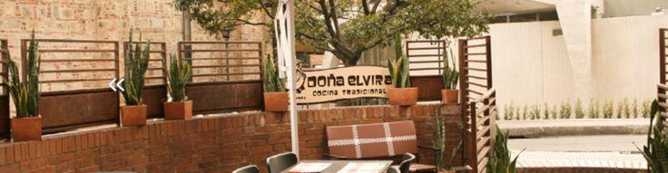 Restaurante Doña Elvira Galerias | Classic #Restaurante in #Bogota #Colombia
