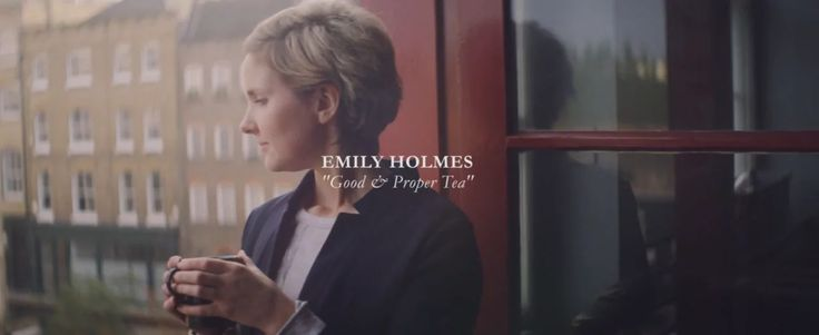 Appear Here // Emily, Good & Proper Tea on Vimeo