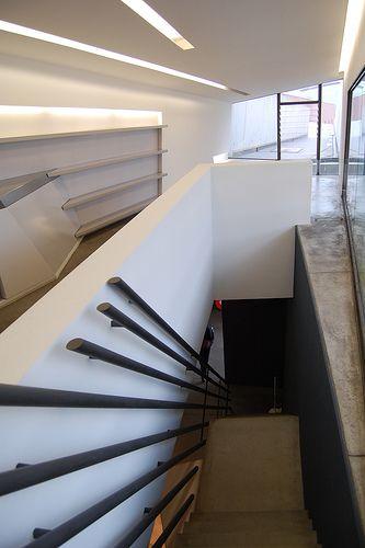 Vitra Fire Station (Weil am Rhein, 1993) / Zaha Hadid Architects