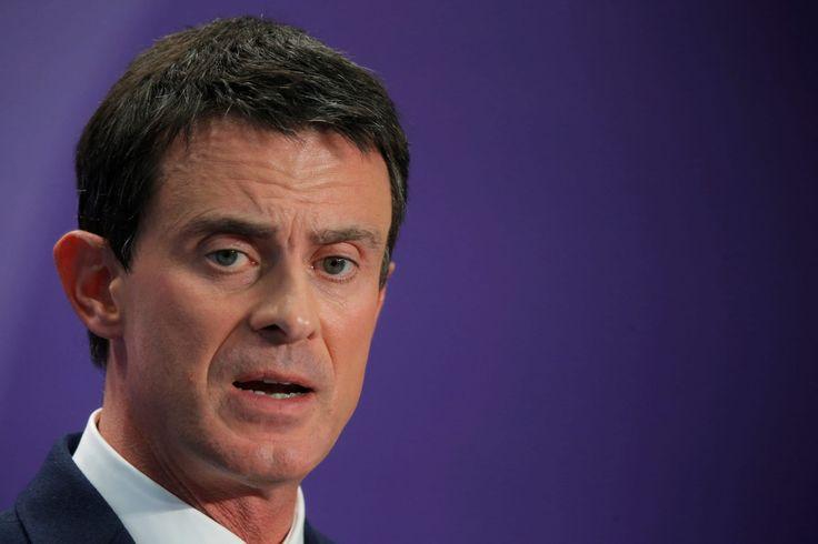Valls anuncia candidatura à presidência francesa - http://anoticiadodia.com/valls-anuncia-candidatura-a-presidencia-francesa/