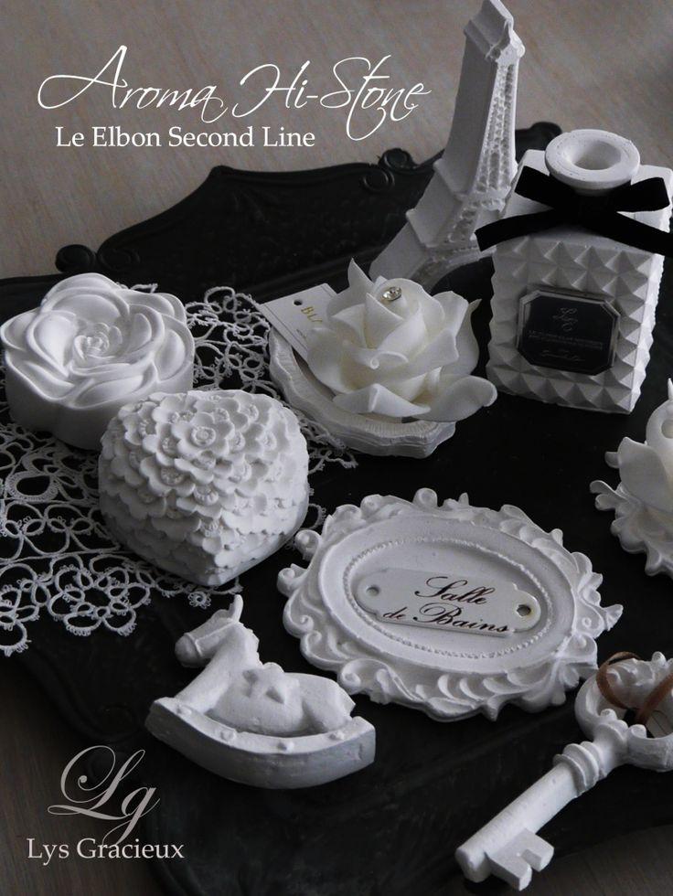 ★Le Elbon Second Line 募集開始☆ 札幌ポーセラーツ・フラワー・クレイLys Gracieux〜リスグラシュ〜