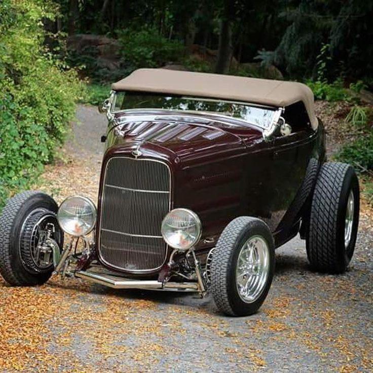 Back Road #fuel32 @jimmysm19 Visit fuel32.com #32ford #highboy #deuce #coupe #hamb #vintagecar #hopuplive #streetrod #hotrod #sema2016 #trog #handbuilt #customcar #roadster