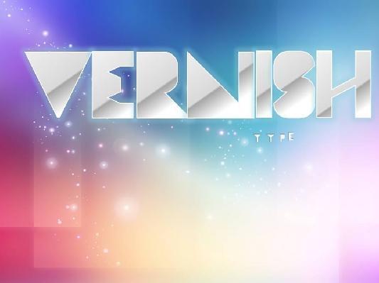 Vernish Type: Graphics Design, Vernish Types