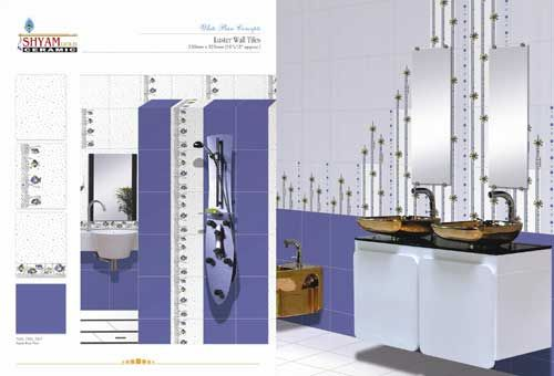 Bathroom wall tile designs india ideas Pinterest Tile ideas