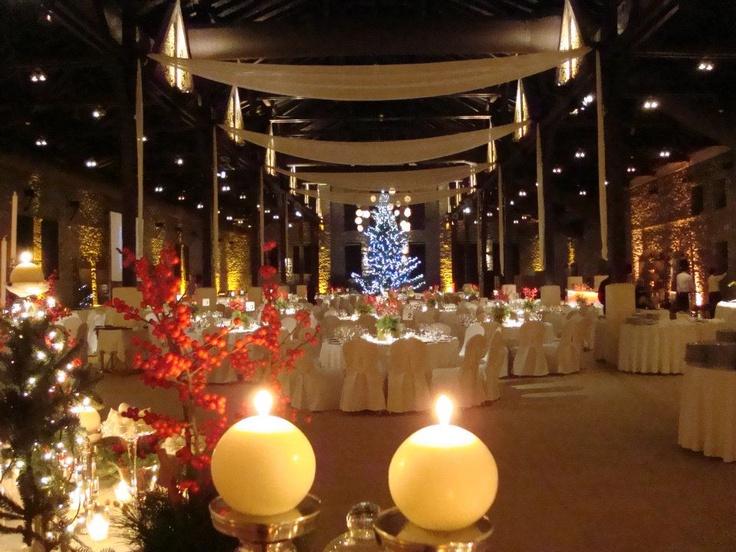 Christmas wedding @ Grand Pietra Hall, Porto Palace Hotel, Thessaloniki