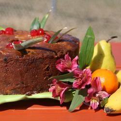 Kentucky Bourbon Cake Allrecipes.com
