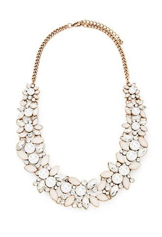 Accessories - Jewelry - Necklaces - Statement | WOMEN | Forever 21