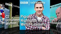 BBC Radio Cymru. Welsh language radio station.