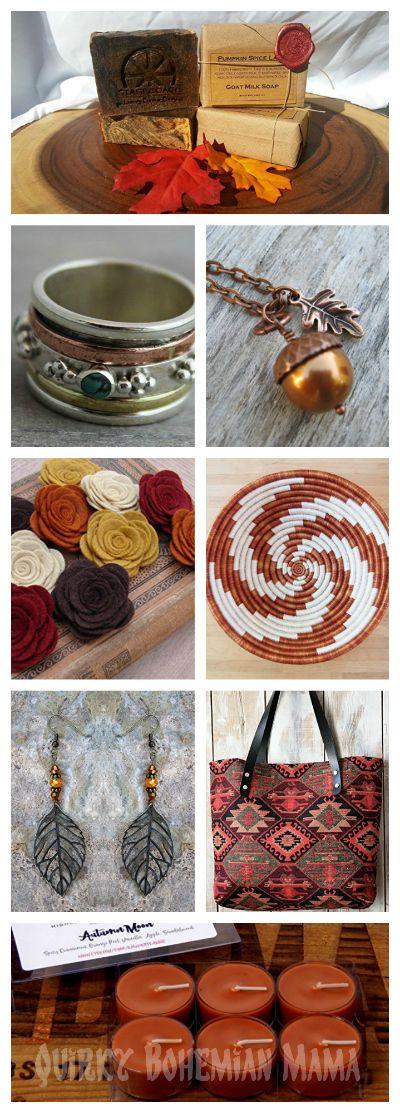 QBMs 2017 Autumn Wishlist {Bohemian Autumn Home Decor, Jewelry & Accessories}