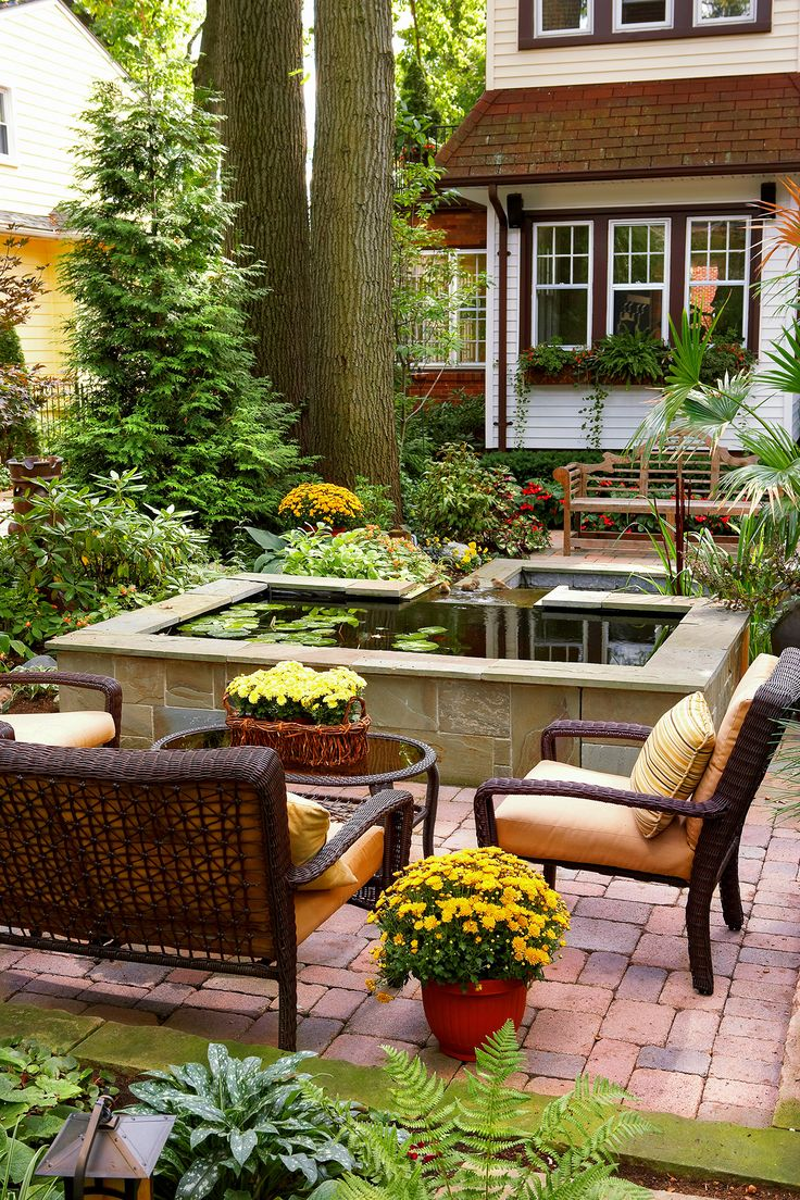20 Landscaping Ideas to Perk Up Your Backyard   Small ...