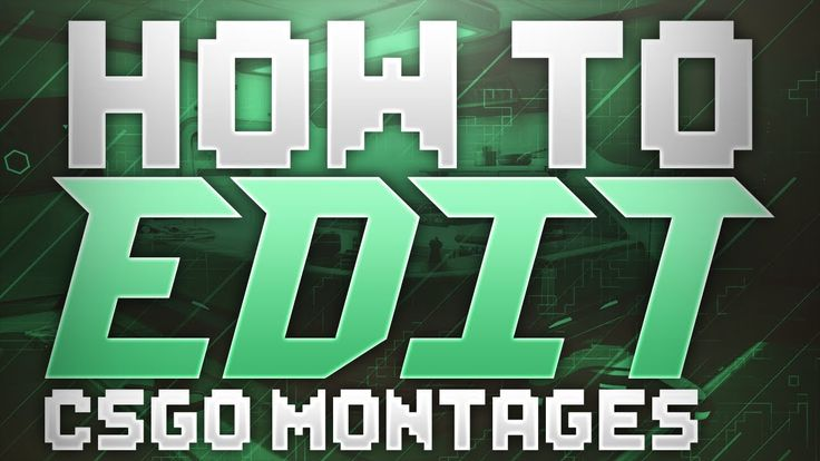 How To Edit Montages In Sony Vegas! (CS:GO VERSION) Sync, Shake, Velocit...