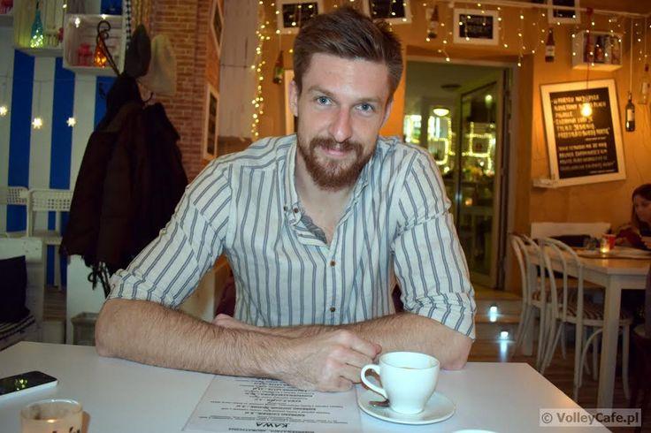 Jakub Kowalczyk (ONICO AZS Politechnika Warszawska) #siatkówka #volleyball #interview #coffee #cafe #coffeetime