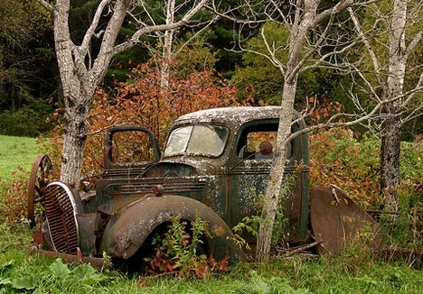 39 Ford truck