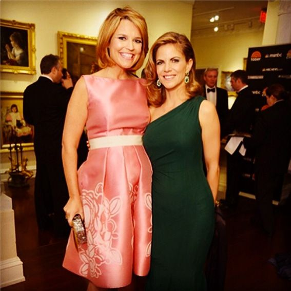 The Today Show anchors left Studio 1A behind and headed to Washington, D.C., for the White House Correspondents' Dinner.
