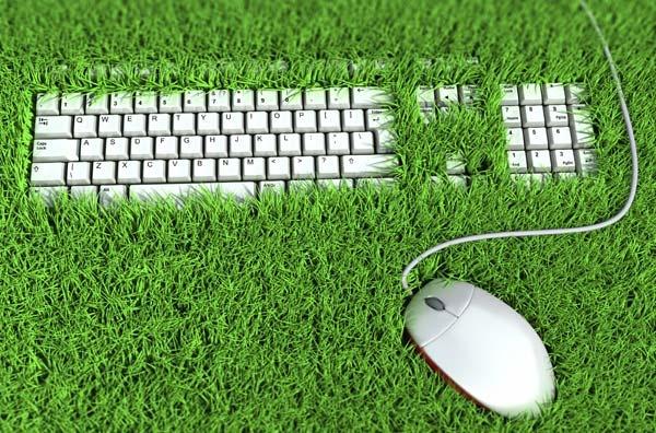 """il pc """"green"""". Alcune tips per misurare il risparmio energetico in ufficio."""