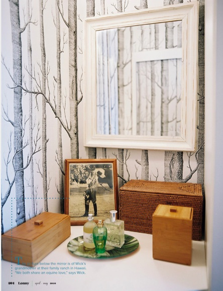 Eco chic wallpaper birch trees - ebola genome map images