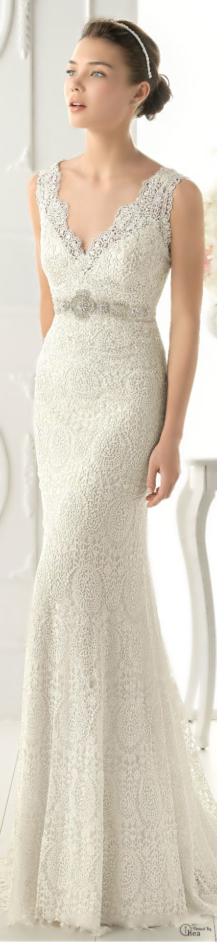 Wedding Dress ● Vestido de Novia Aire 2014 <3<3