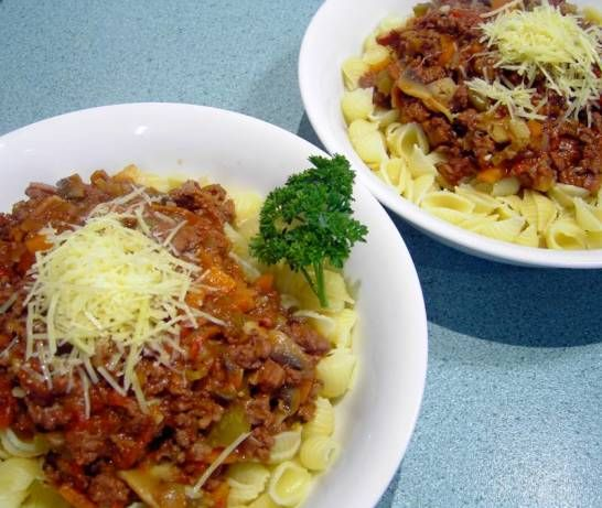 Learn to make a classic with this easy recipe for Spaghetti Bolognese.