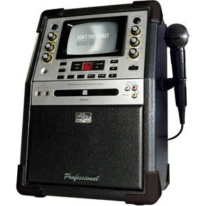 Singing Machine Professional Karaoke System (SMG-901)