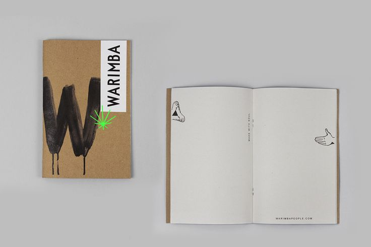 Warimba branding - Mindsparkle Mag