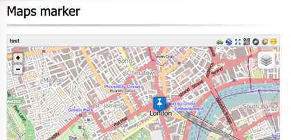 Leaflet Maps Marker -- Need to add a map to your blog? Then you need this plugin. It's 100% free and give you a huge range of mapping providers and icons to choose from; even supports some augmented reality viewers. Then just add the maps to your page with shortcode. It's an immense and complicated plugin, but you should be able to figure it out.