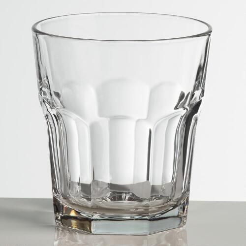 Old Fashioned Christmas Tumblers With Lead
