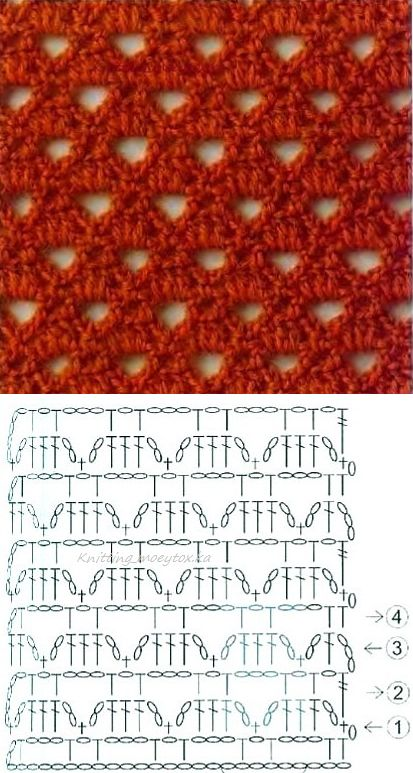 61. crochet patterns