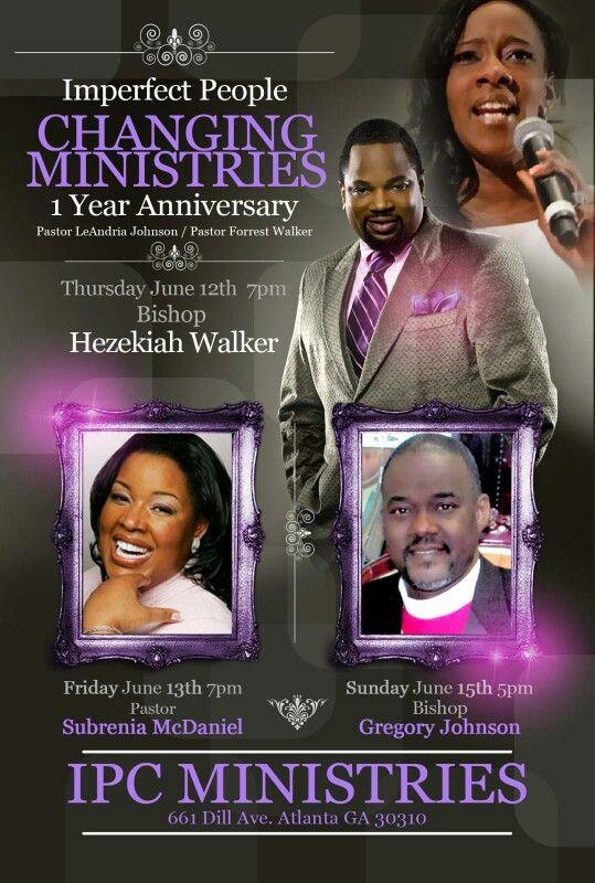 Congratulations Pastor Le Andria Johnson Amp